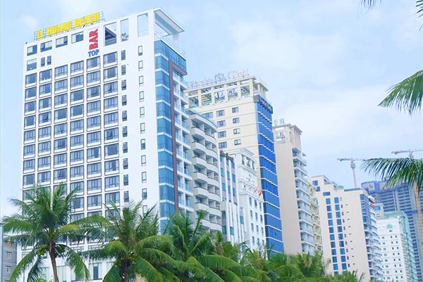 Lê Hoàng Beach Hotel toàn cảnhpng