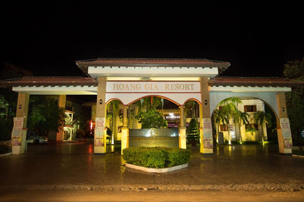 ROYAL HOTEL & HEALTHCARE RESORT